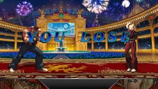 KING OF FIGHTER 2012 A FINAL BOSS FIGHT HD