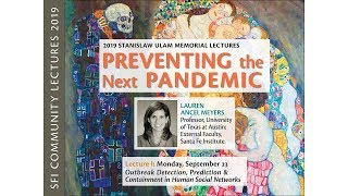 Preventing the Next Pandemic: Lecture 1