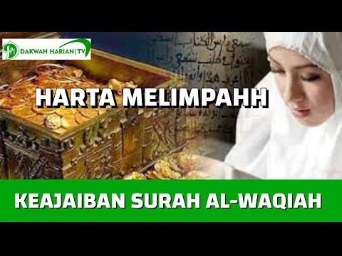 inilah 8 keajaiban surat Al-Waqiah