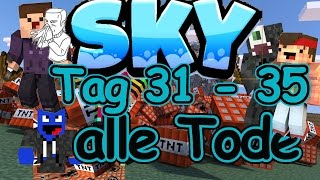 Minecraft Sky Tag 31-35 Highlights - alle Tode - MPZ