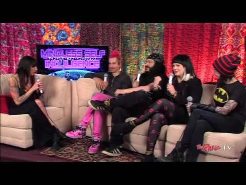 TheRave.TV interview with Mindless Self Indulgence mp3
