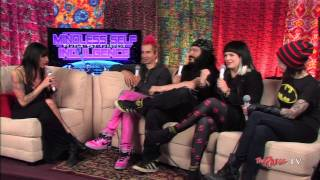 TheRave.TV interview with Mindless Self Indulgence