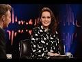 Capture de la vidéo Michelle Dockery Interview | Svt/nrk/skavlan