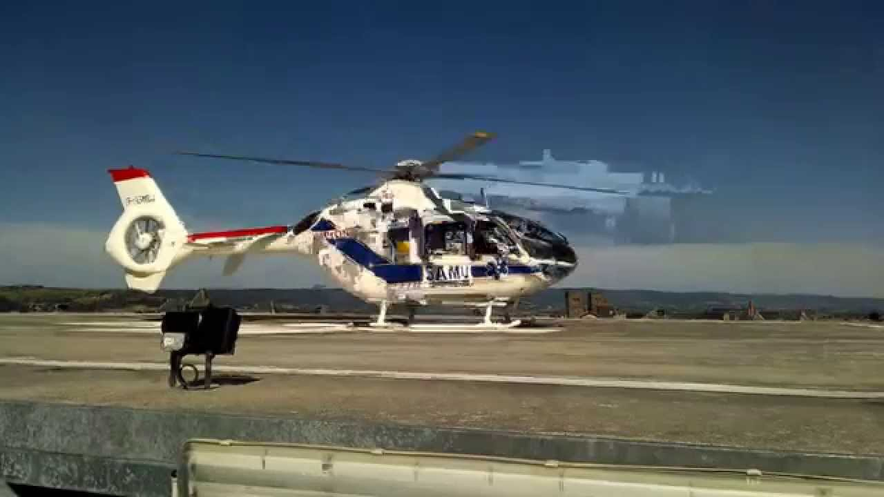 Helicopter Fast Take Off 65 Seconds Youtube