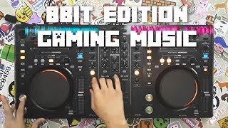 moshee edm mini mix ) 8bit gaming music edition mix !! 게임할때 듣기좋은 노래 게임 브금(dj 모쉬 dj moshee)