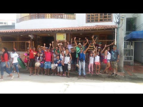 Nuestro Tour en la ciudad de Santa Marta.