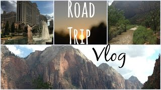 Road Trip Vlog '14 Thumbnail