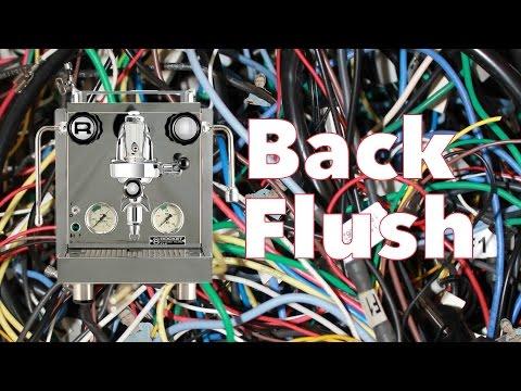 How To Backflush A Rocket Espresso Machine | Morning Maintenance