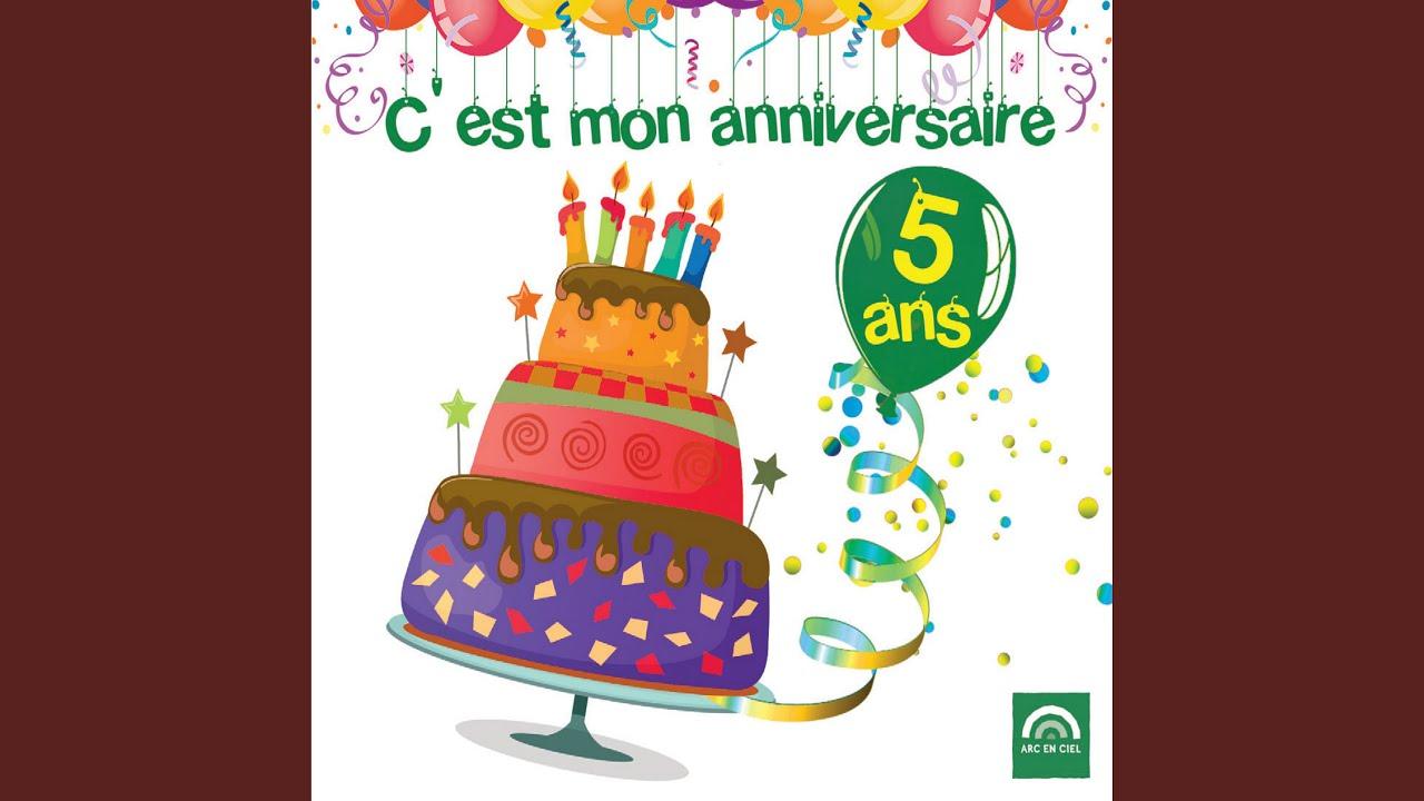 Happy Birthday Feliz Cumpleaños Bon Anniversaire ~ Joyeux anniversaire cumpleaños feliz happy birthday to you youtube