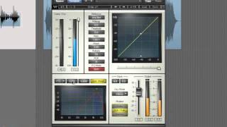 Mastering Audio in Logic - De-essing Vocals with Waves C1 Compressor