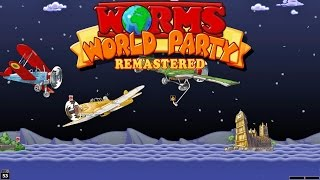 Worms World Party Remastered в прямом эфире