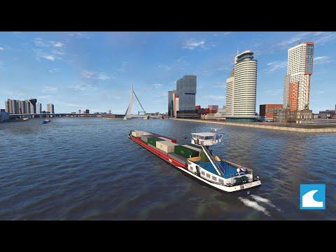 NAUTIS Maritime Simulator - Visual Impression