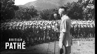 Chinese Army In India (1942)