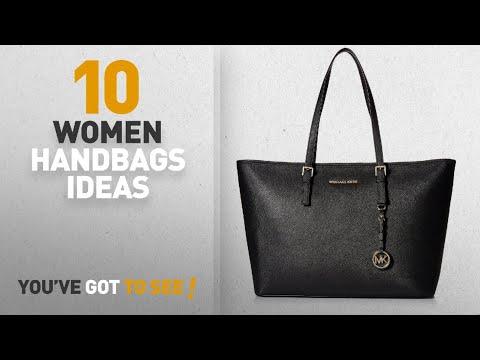 Top 10 Michael Kors Handbag [ Winter 2018 ]: MICHAEL Michael Kors Women's Jet Set Travel Medium