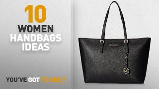 Top 10 Michael Kors Handbag [ Winter 2018 ]: MICHAEL Michael Kors Women's Jet Set Travel Medium