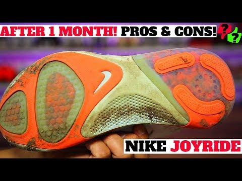 1-month-after-wearing:-nike-joyride-pros-&-cons!