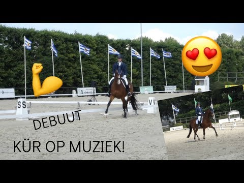 VLOG Spannend debuut KÜR OP MUZIEK!  Romy Oudshoorn