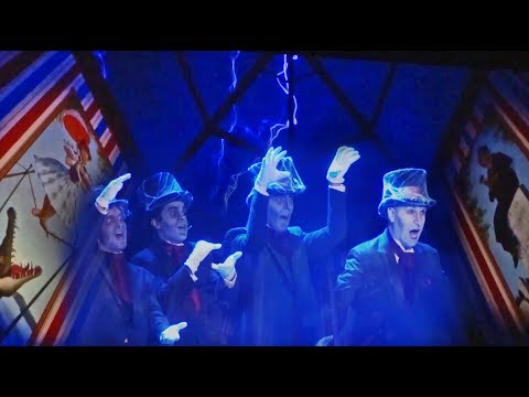 Grim Grinning Ghosts performance by Cadaver Dans, Dancing with the Stars at D23 Expo 2017