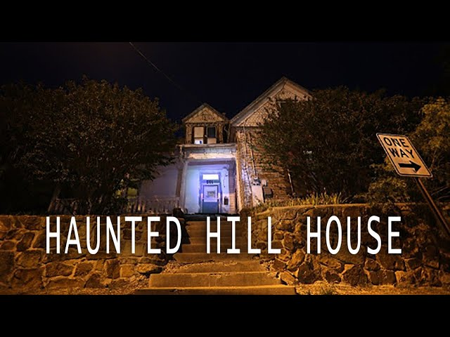 Haunted Hill House Declassified (America's Most Haunted House?)