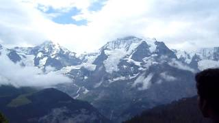 Jungfrau / Mountainview trail in Switzerland Thumbnail