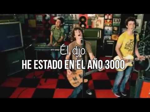 Year 3000  Jonas Brothers traducción al español ᴴᴰ