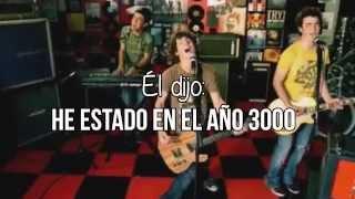 Year 3000 - Jonas Brothers (traducción al español) ᴴᴰ