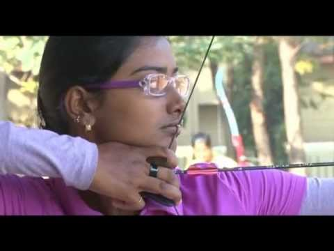 Golden Girl  DEEPIKA KUMARI FILM