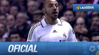 Recordando a Julien Faubert, ex jugador del Real Madrid