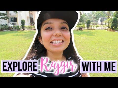 Explore RAJGIR! | Brahmakund, Nalanda and MUCH MORE! | VLOG 02