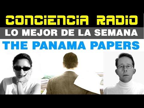 LOS PANAMA PAPERS LO MEJOR DE LA SEMANA EN CR