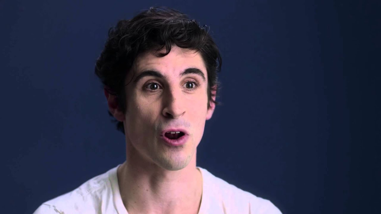 NYC Ballet Screen Test: Sean Suozzi
