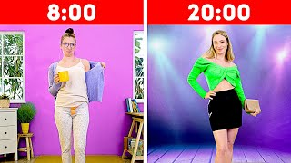 SECRET BEAUTY HACKS FOR GIRLS  Fashion Tips And Makeup Tricks by 5-Minute DECOR!