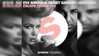 Sidney Samson & Eva Simons – Escape From Love