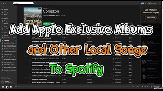 how-to-add-apple-exclusives-local-songs-to-spotify-on-android-ios-mac-and-pc
