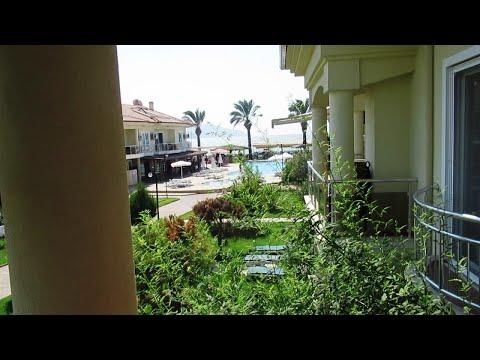 Vlog, Fethiye Çalış sunset beach club, sanki tropik cennet apart otel