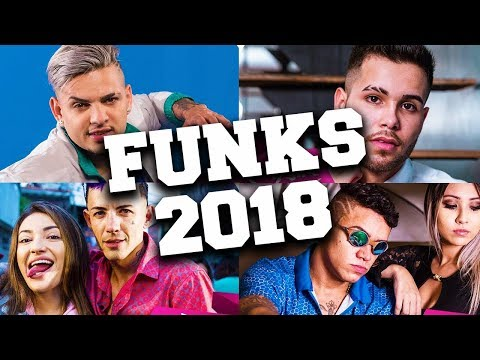 TOP 50 Funks Mais Tocados 2018