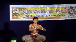 Male Bharatanatyam Dancer 4