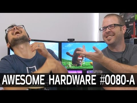 Awesome Hardware #0080-A: Google Pixel, GoW 4, Yahoo Spies On You from YouTube · Duration:  1 hour 6 minutes 13 seconds