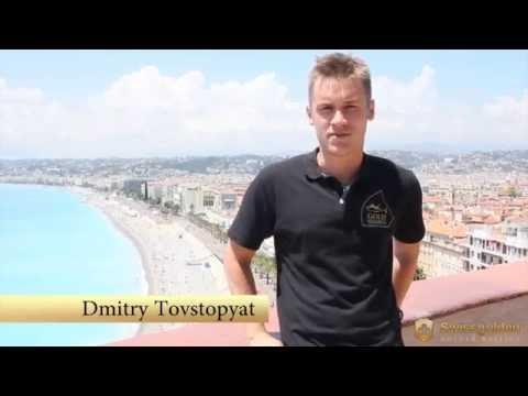 Swissgolden  gold company, gold business  Dmitry Tovstopyat Barnaul from Nice
