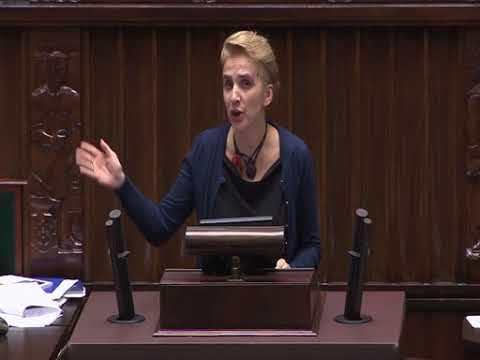 Joanna Scheuring-Wielgus #LAMENT OPOZYCJI nt. reformy Sądu Najwyższego