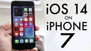 iPhone 7 On iOS 14! (Review)