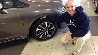 2013 Honda Civic Tips and Tricks Review