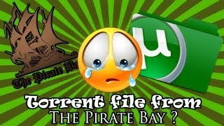 Get Torrent file from The Pirate Bay instead of Magnet links