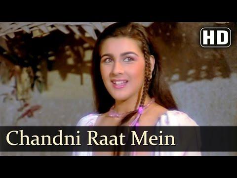 Chandni Raat Mein | Shukriya Songs | Rajiv Kapoor | Amrita Singh | Pran | Old Hindi Song |Filmigaane
