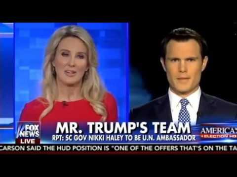 "Fox & Friends#1 11⁄24⁄16 ׃""ConFlict Of Interest"" Concern Media Focuses Attacks Mr Trump s Businesses"