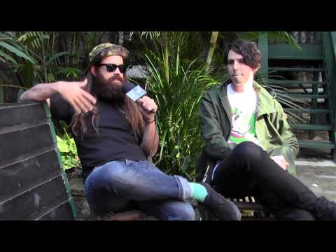 """VIOLENT SOHO! The Best Interview Ever! Talking """"Hungry Ghost""""!"""