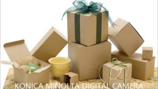 Gift Boxes: Standard Supplies For Making A Gift Box