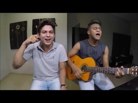Fecha o porta- mala - Cover Felipe e Matheus