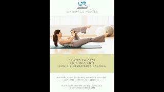 WR ESPAÇO PILATES - Pilates em casa