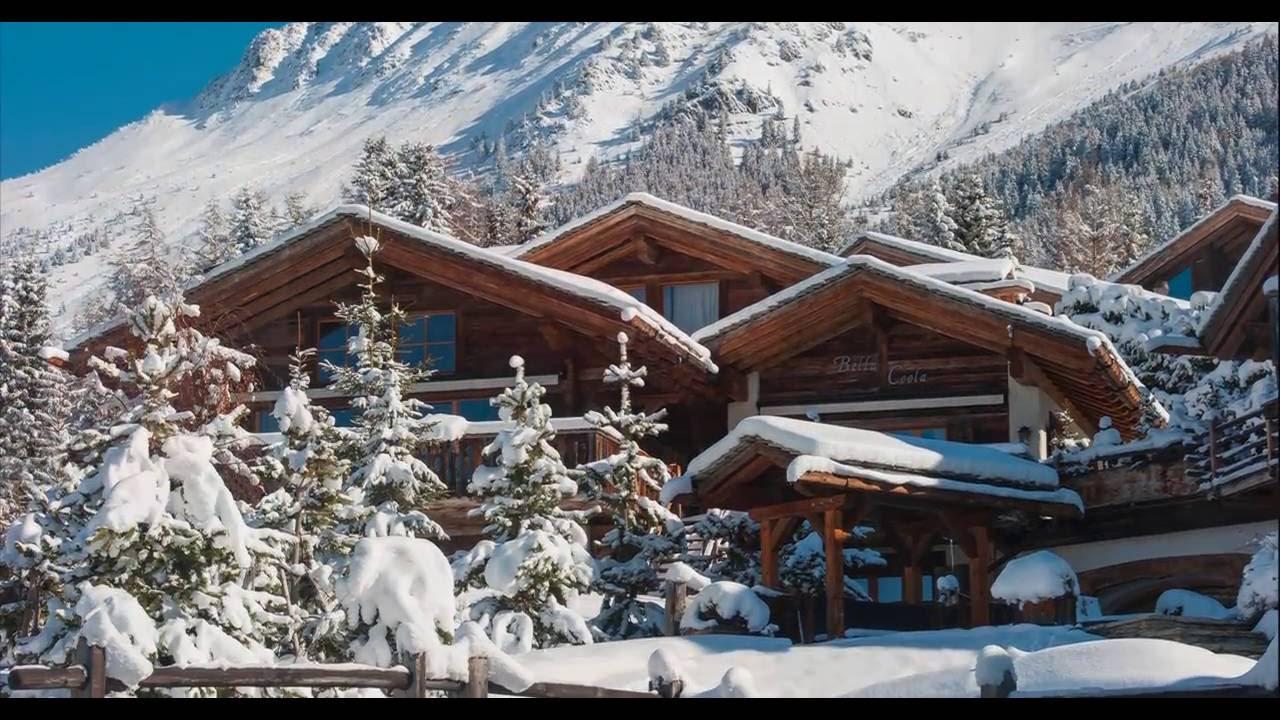 location chalet ski verbier